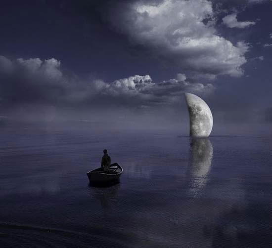 Там где прячется Луна
