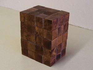 деревянный блок