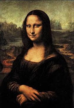 Загадка улыбки Монны Лизы: Рис.1