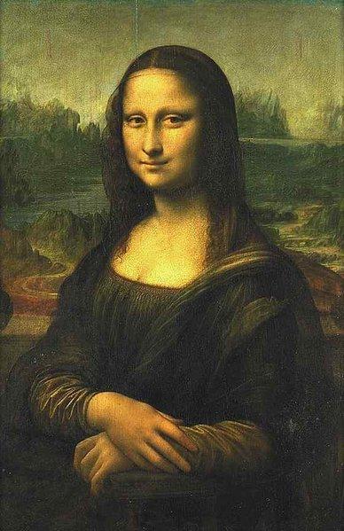 Мона Лиза. Кто она?: Рис.1
