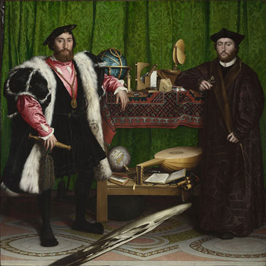 Послы (1533), Ганс Холбейн младший