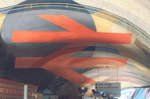 лого Британских Железных Дорог