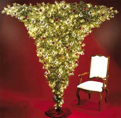 оригинальная новогодняя елка