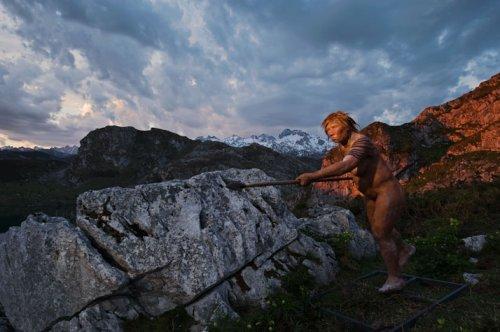 женщина-неандерталец