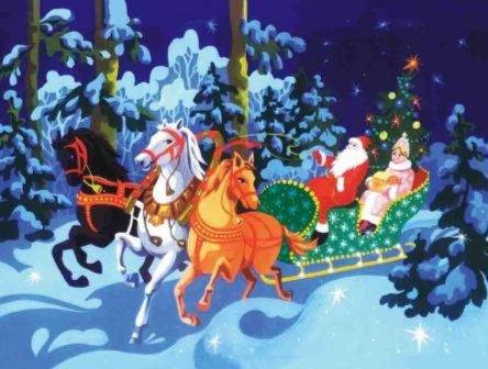 рождество, русские традиции