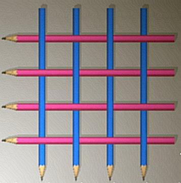 Математическое описание невозможных фигур: Рис.6