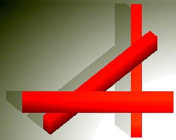 Математическое описание невозможных фигур: Рис.11