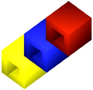 Математическое описание невозможных фигур: Рис.12