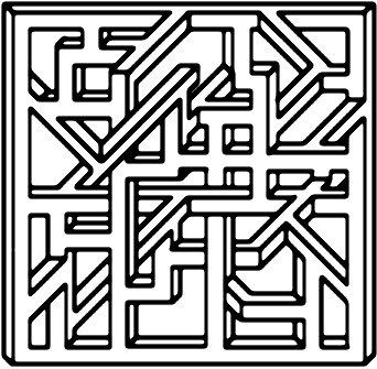 Математическое описание невозможных фигур: Рис.13