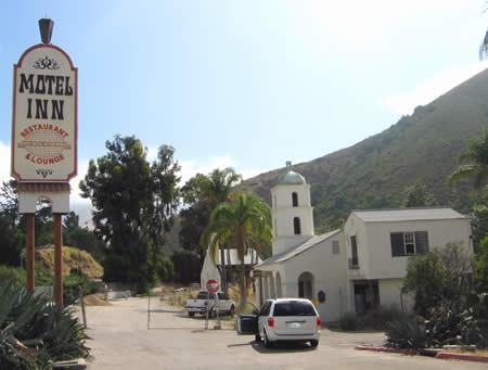 Motel Inn в San Luis Obispo, Калифорния