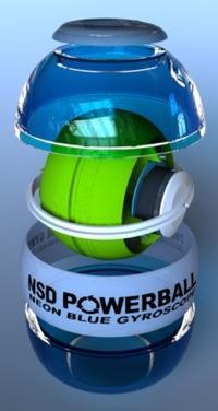 Powerball — гироскопический тренажёр, предназначенный для тренировки кисти и предплечья руки. Powerball использует силу, приложенную пользователем для создания постоянной нагрузки на мышцы кисти и рук.