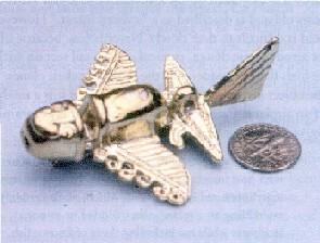 Древняя модель самолета