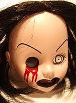 Как вы думаете, для чего используют эту красивую куколку маньяки?