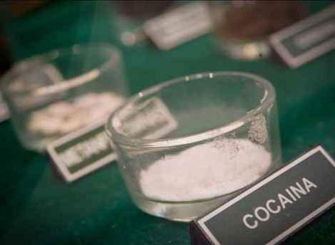Образцы наркотиков