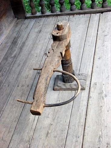 Для чего эта штука использовалась?