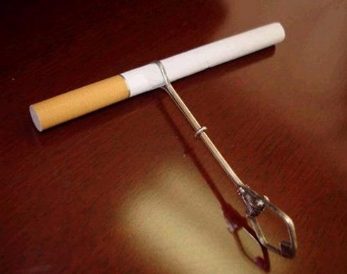 Гламурный держатель для сигаретки
