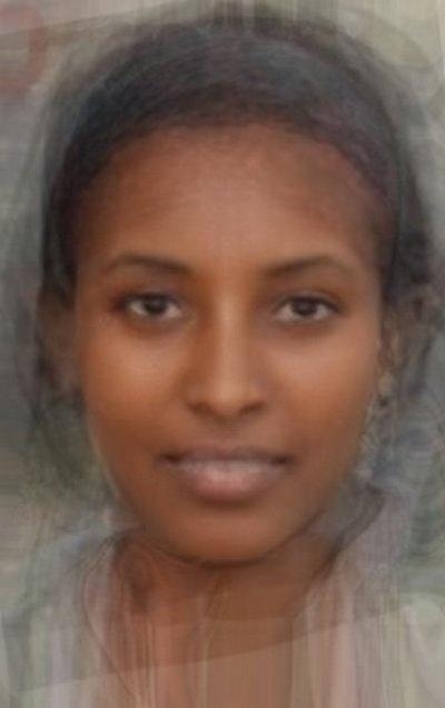 Эфиопские лица
