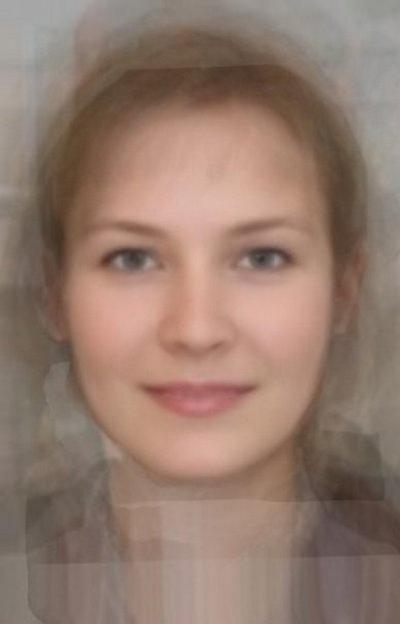 Финская женщина