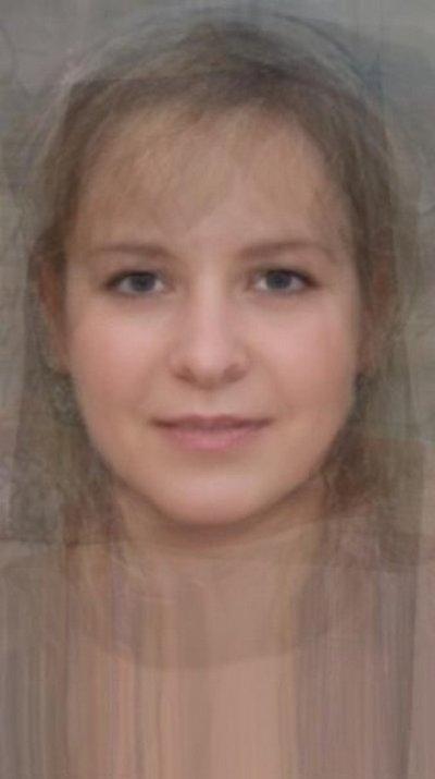 Немецкие лица