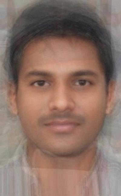 Индийские лица