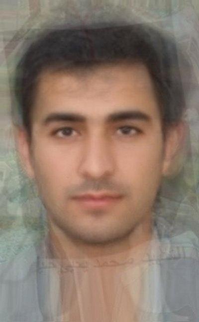 Среднестатистический Иран