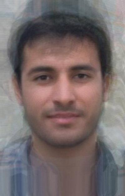Афганские лица