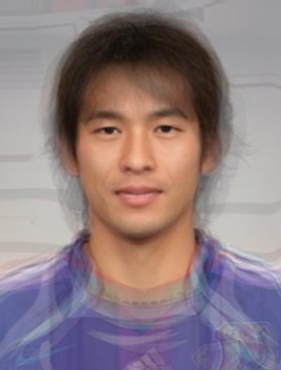 Японские лица