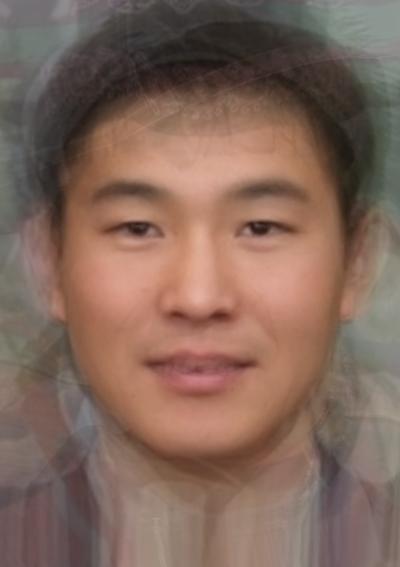 Монгольские лица