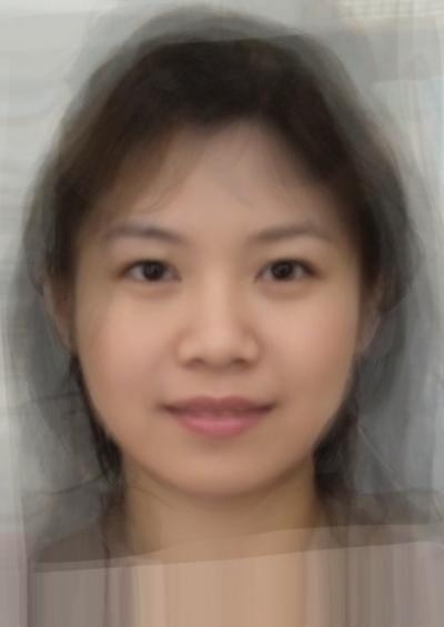 Тайваньские лица
