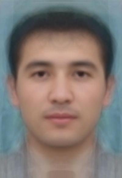 Среднестатистические узбеки