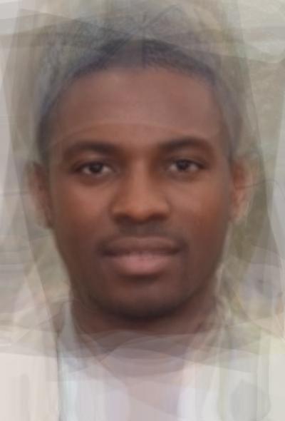 Лица Западной Африки
