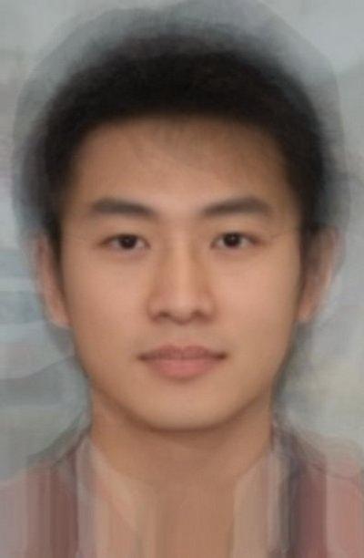 Китайские лица