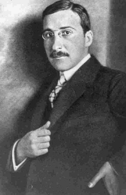 черный ангел и неизвестная эпитафия спасли жизнь Стефану Цвейгу, впоследствии – знаменитому австрийскому писателю…
