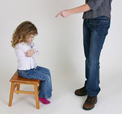рис.1. Зачем мы ругаем детей?