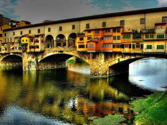 мост в котором живут