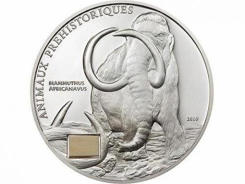 Кот-д'Ивуар, 2010 год, 1000 франков