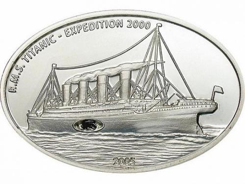 Либерия, 2005 год, 10 долларов