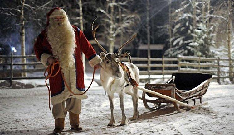 рис.7. Откуда взялся Дед Мороз
