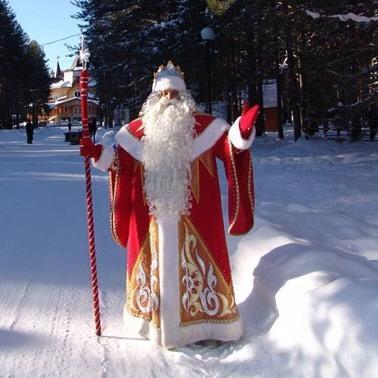 рис.2. Чем отличается Дед Мороз от Санта-Клауса?