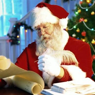 рис.5. Чем отличается Дед Мороз от Санта-Клауса?
