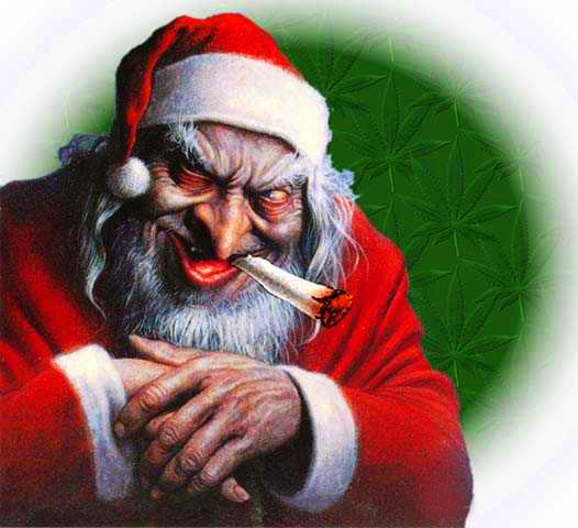 рис.1. Чем отличается Дед Мороз от Санта-Клауса?