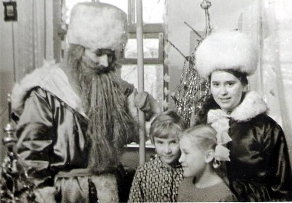 рис.12. Откуда взялся Дед Мороз и его происхождение!