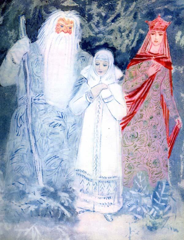Снегурочка Островского