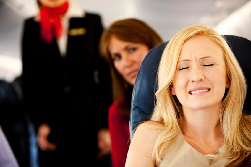 рис.1. Боюсь летать! Как перестать бояться летать на самолетах?