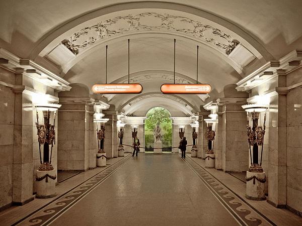 рис.32. Дизайнерское метро