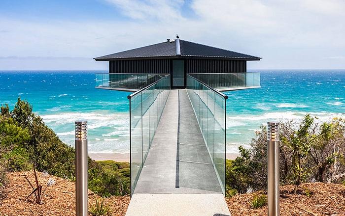 Дом над океаном в Австралии: для любителей экстрима