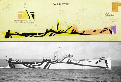 Иллюзии на флоте: Рис.6