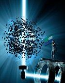 Вселенная как голограмма: Рис.2