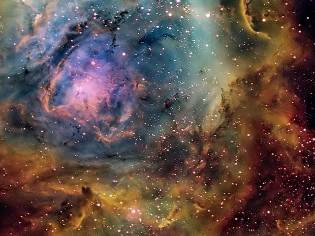 Масштабы вселенной: Рис.3
