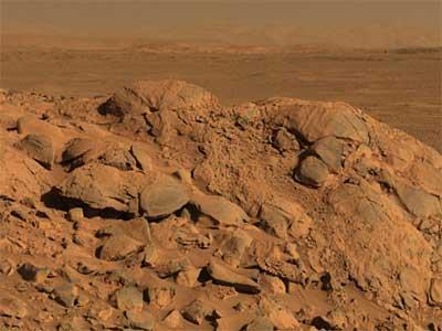 Марсианские хроники: Рис.3